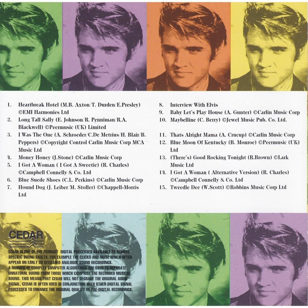 elvis presley Elvis Presley . Live
