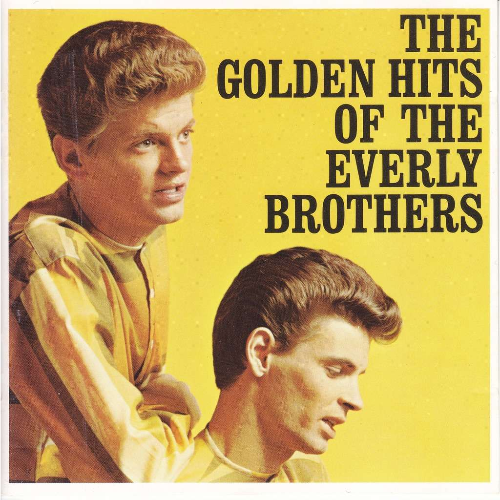 everly brothers THE GOLDEN HITS OF THE EVERLY BROTHERS