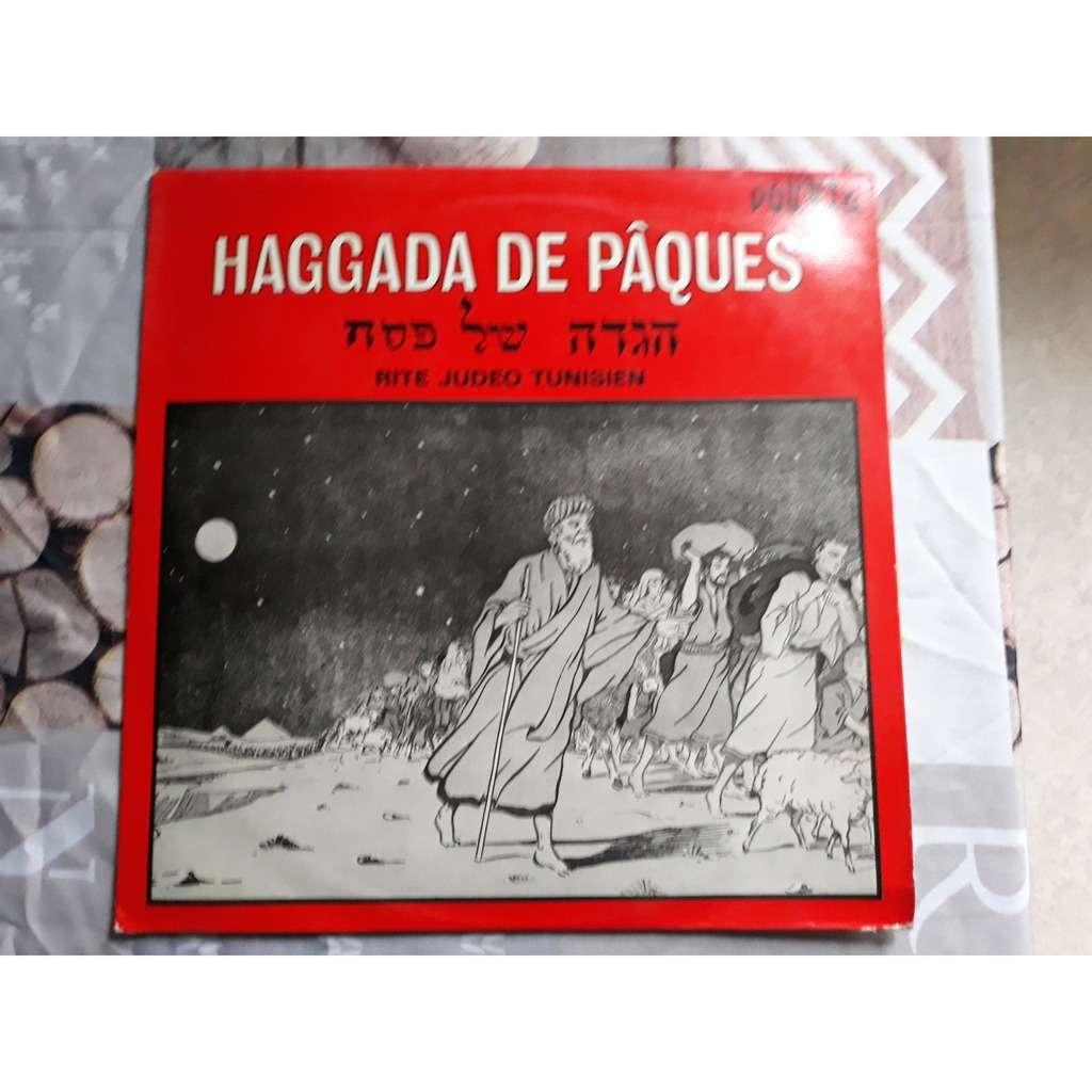 Nathan Cohen (4) Haggada De Pâques - חגדח של פסח - Rite Judéo Tunisien