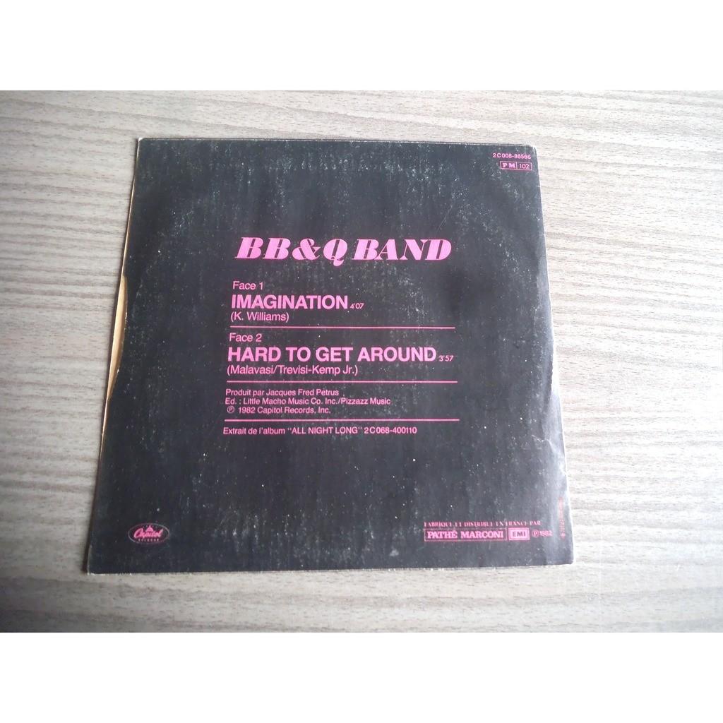b.b. & q. band Imagination / Hard To Get Around