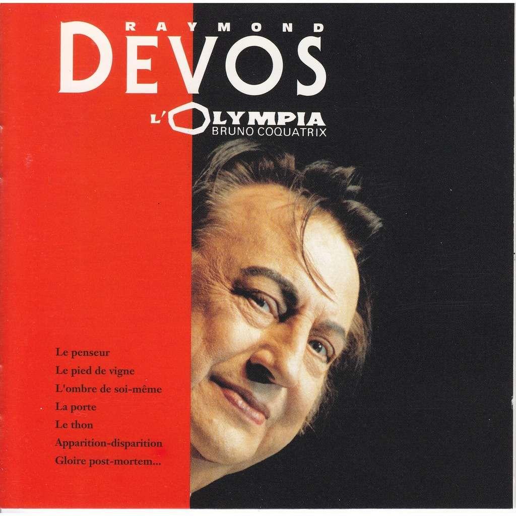 Raymond Devos L'Olympia 1994