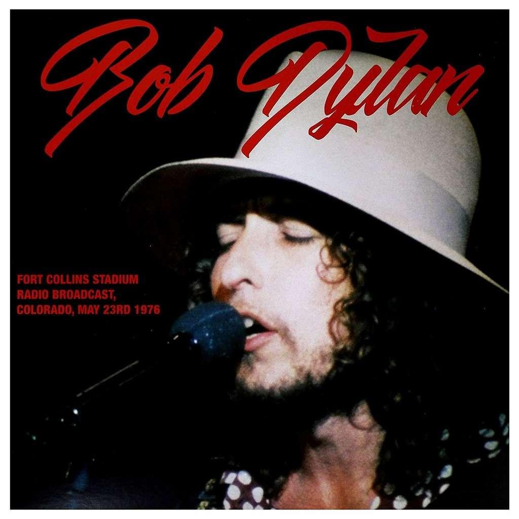 Bob Dylan Fort Collins Stadium Radio Broadcast 1976 FM Broadcast (lp)