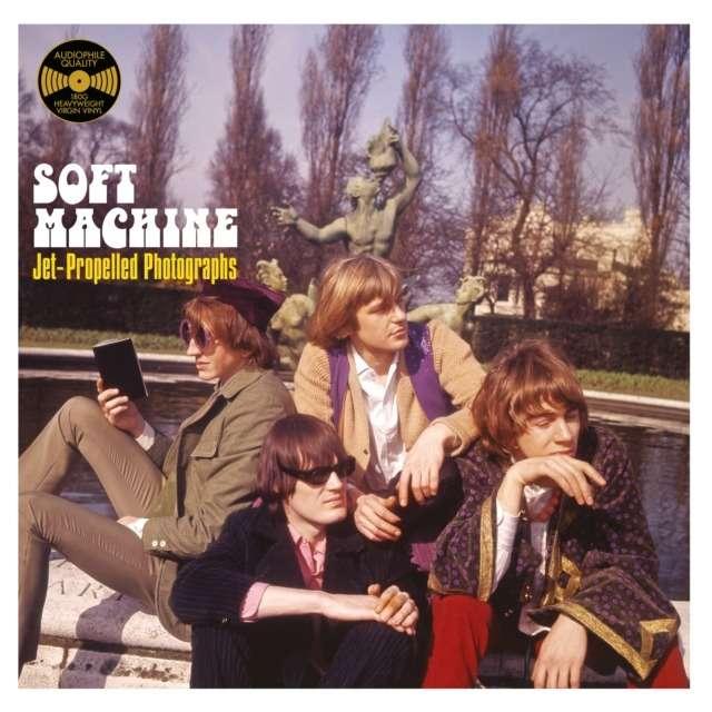 Soft Machine Jet-Propelled Photographs (lp) Ltd Edit -U.K
