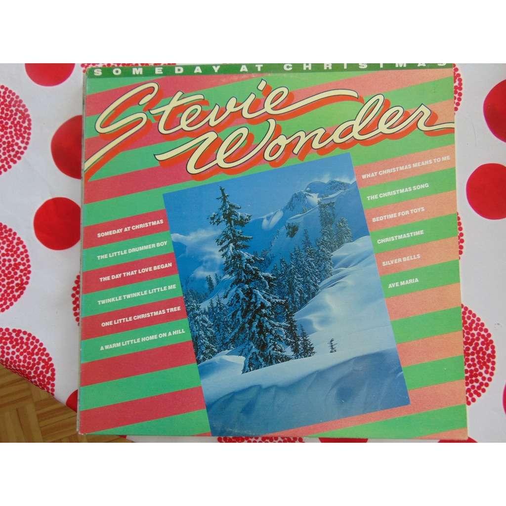 Stevie Wonder Christmas.Stevie Wonder Someday At Christmas
