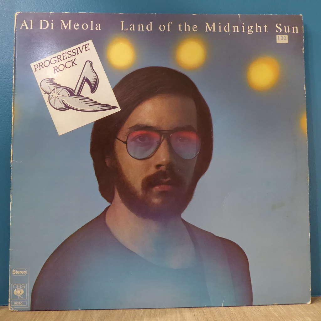 al di meola land of the midnight sun