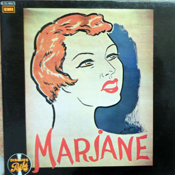 leo marjane Originaux 1937 - 1955