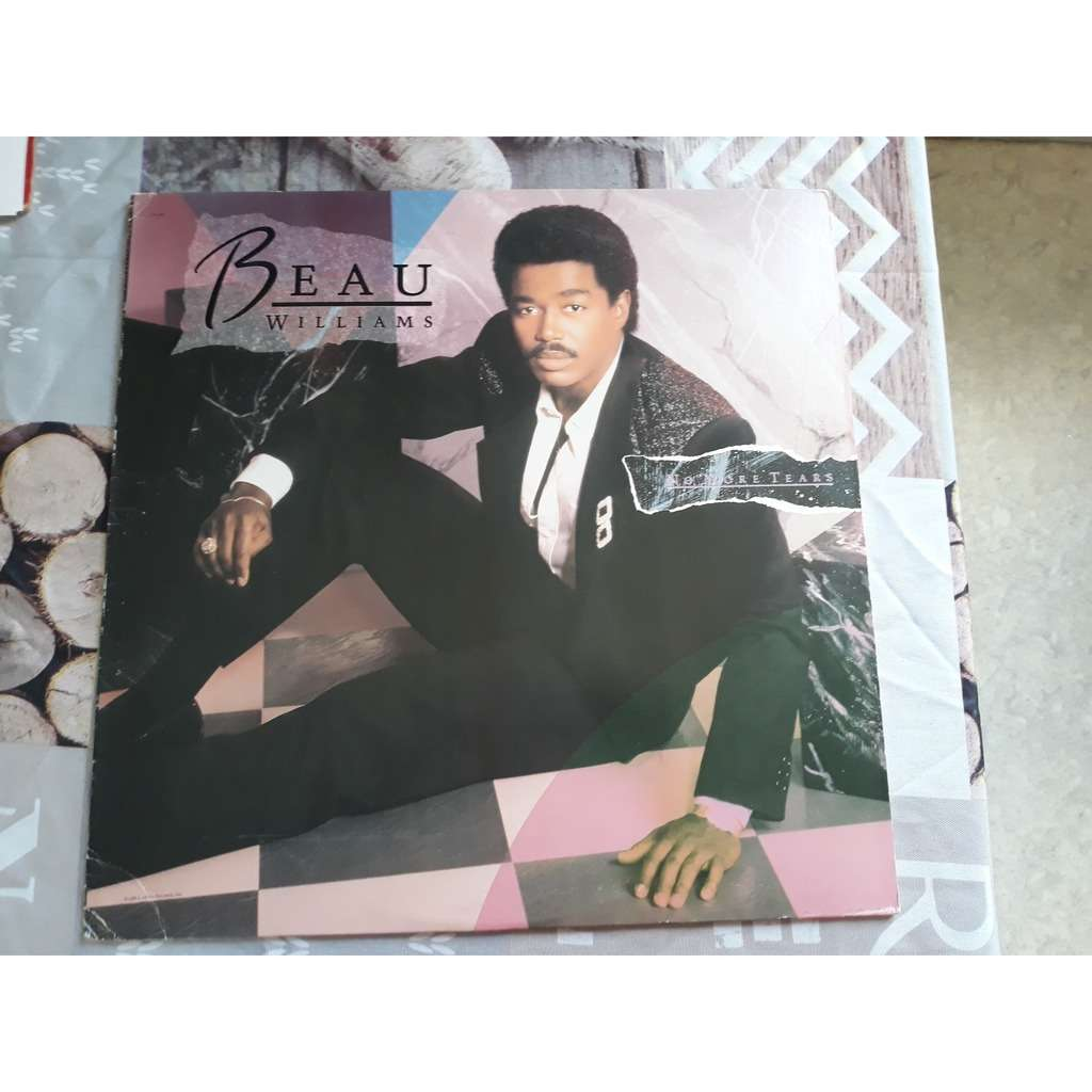Beau Williams - No More Tears (LP, Album) 1986 Beau Williams - No More Tears (LP, Album) 1986