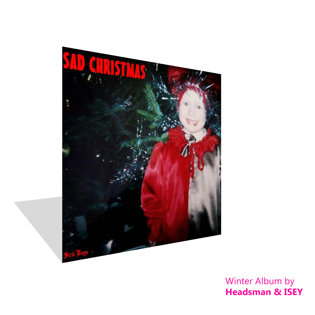 Headsman Sad Christmas