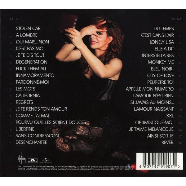 MYLENE FARMER GREATEST HITS 2 CD