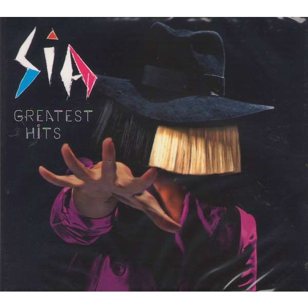 Sia Greatest Hits (2016) 2CD Digipak - New and Factory-Sealed
