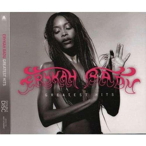 Erykah Badu Greatest Hits 2 CD New And Sealed