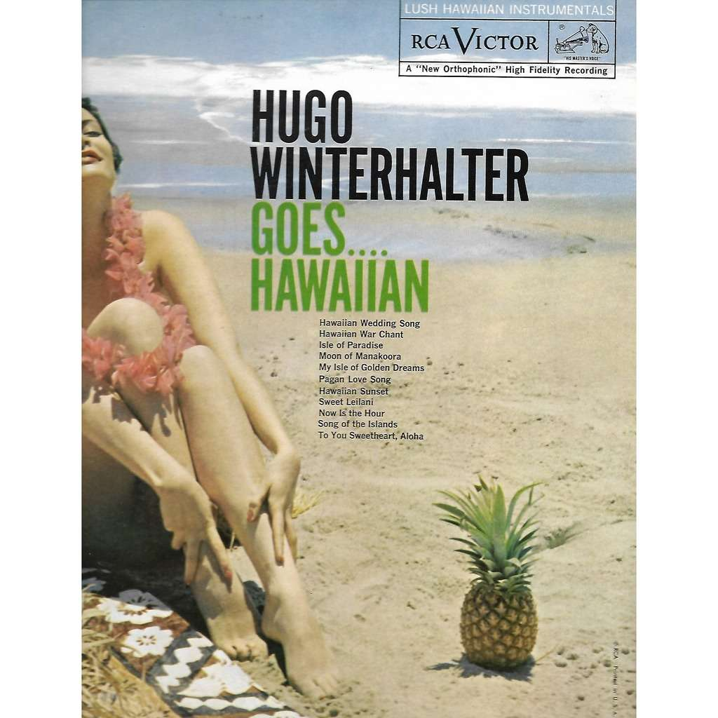 Hugo Winterhalter Goes....Hawaiian