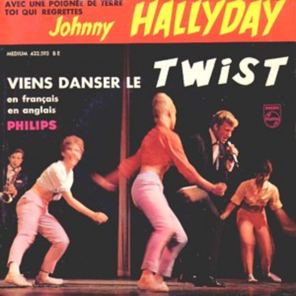 Johnny HALLYDAY 2: Viens danser le twist