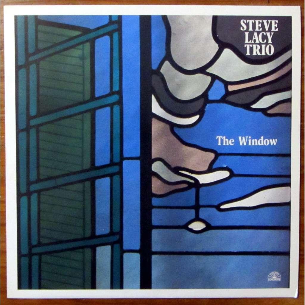 steve lacy trio the window