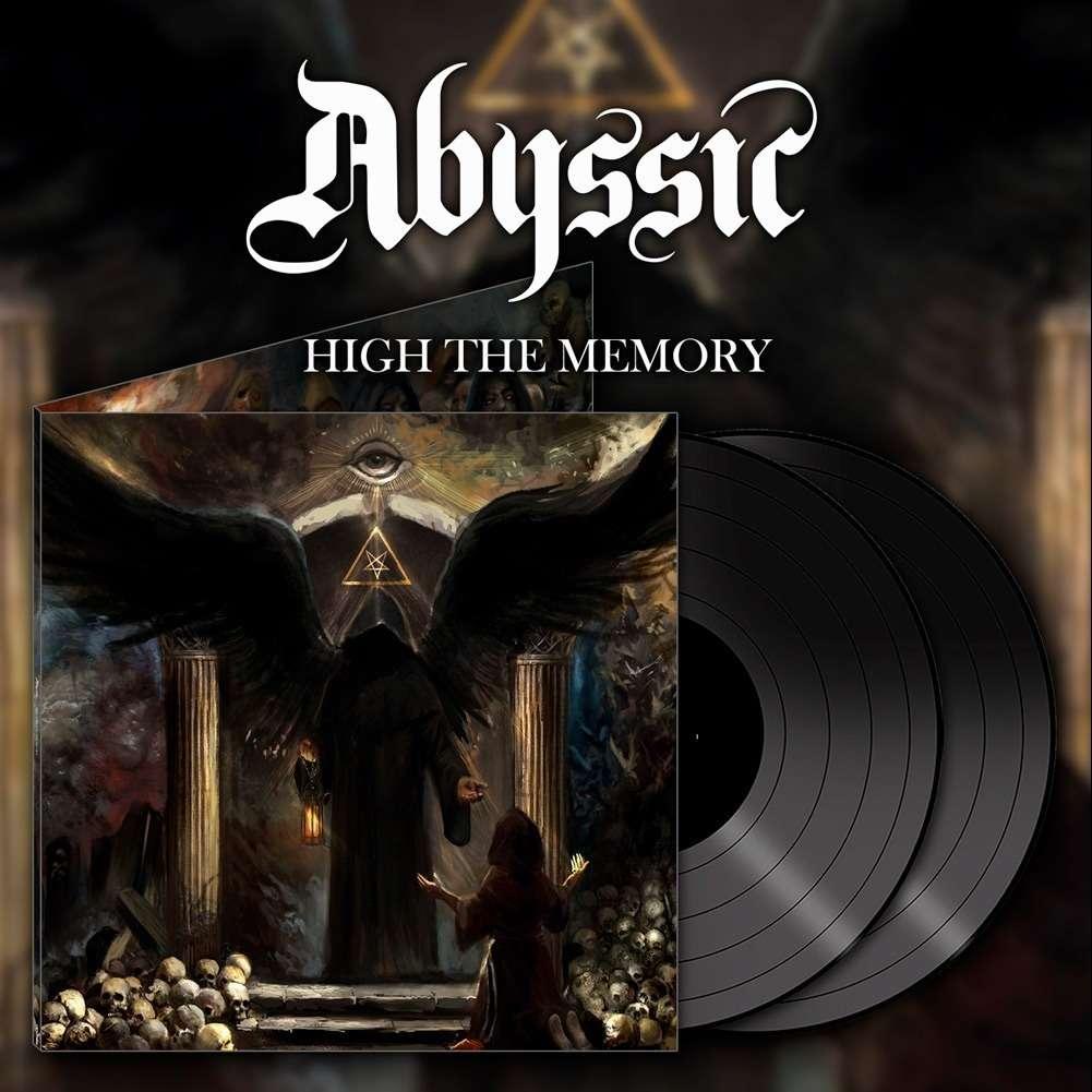 ABYSSIC High The Memory. Black Vinyl