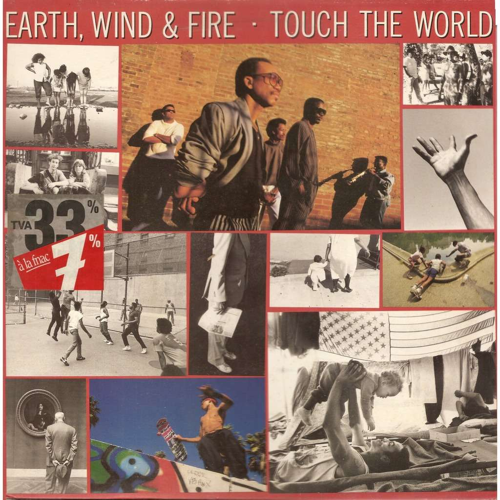 EARTH, WIND & FIRE Touch the World