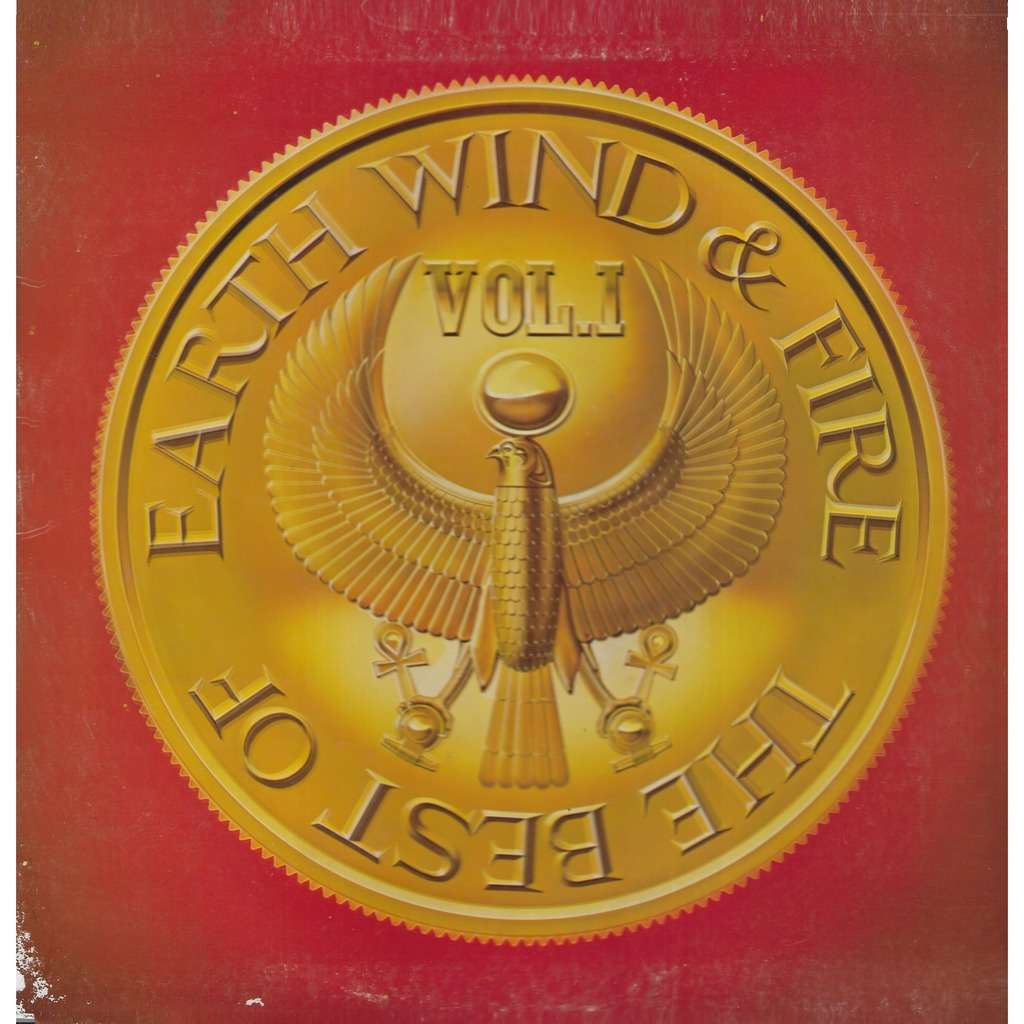 EARTH, WIND & FIRE The Best Of, Vol 1