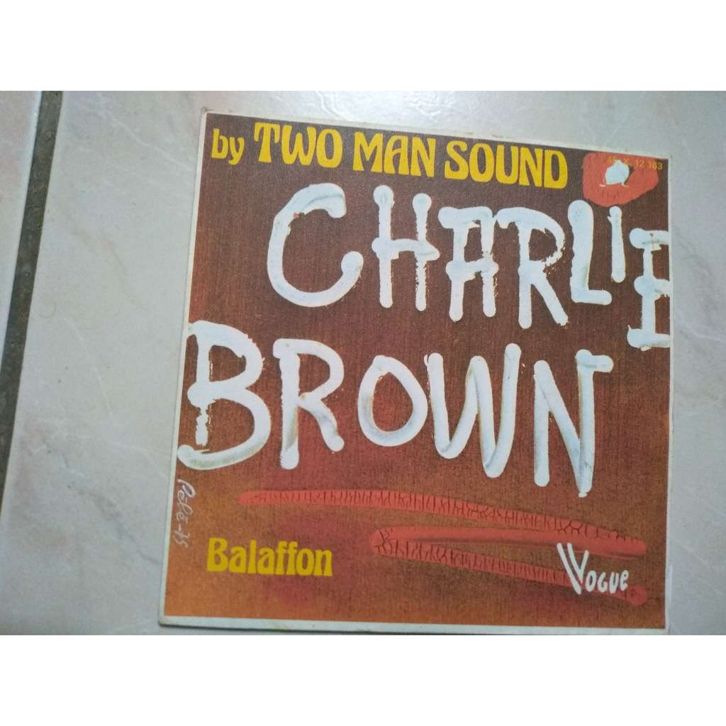 two man sound charlie brown