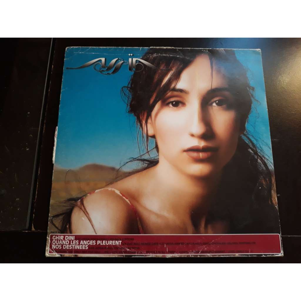 Assia - Album Sampler Assia - Album Sampler