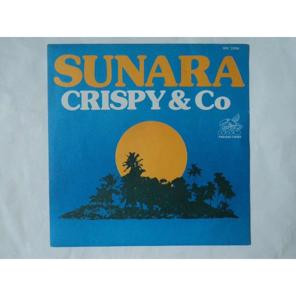 CRISPY & CO get it together / sunara