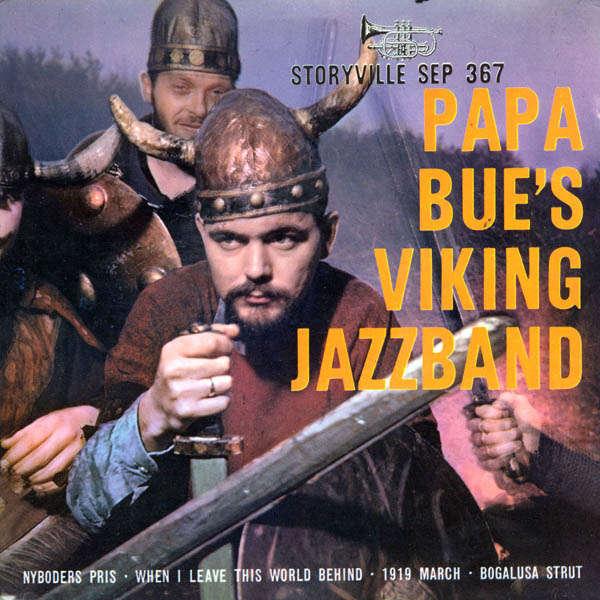 papa bue's viking jazz band Nyboer pris
