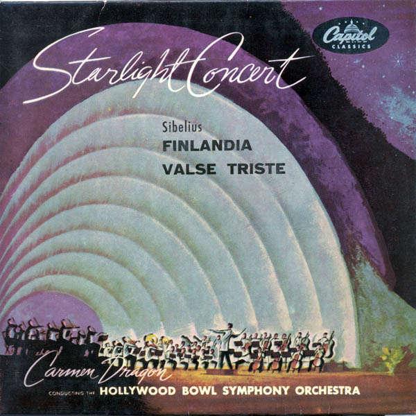 carmen dragon Sibelius