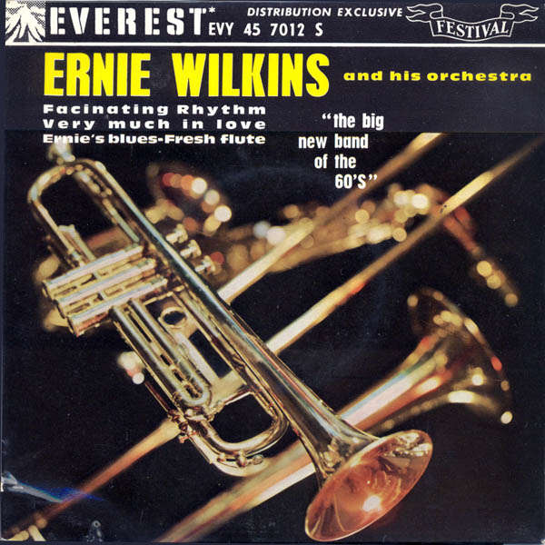 ernie wilkins & his orchestra The big new band of the 60's