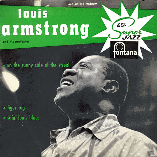 louis armstrong and his orchestra Saint-Louis blues