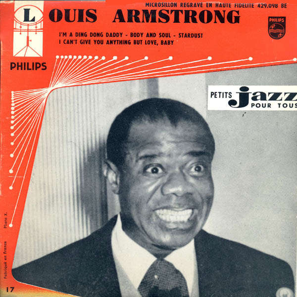 louis armstrong Body and soul