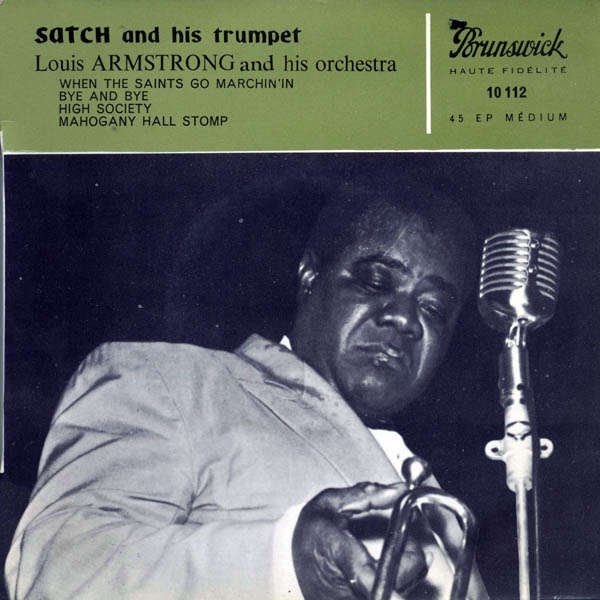 louis armstrong and his orchestra Satch and his trumpet