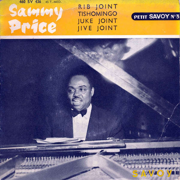 sammy price & son orchestre Rib joint