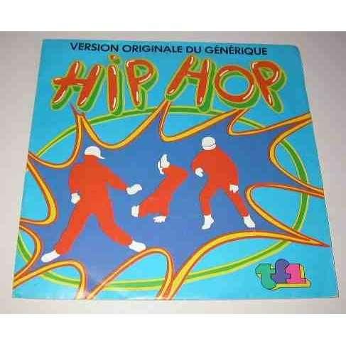 Hip hop hip hop 45t version originale du generiquetf1