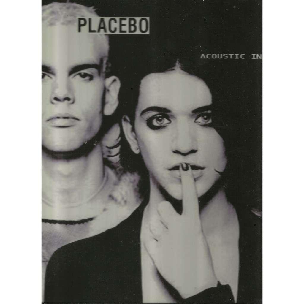 placebo acoustic in paris