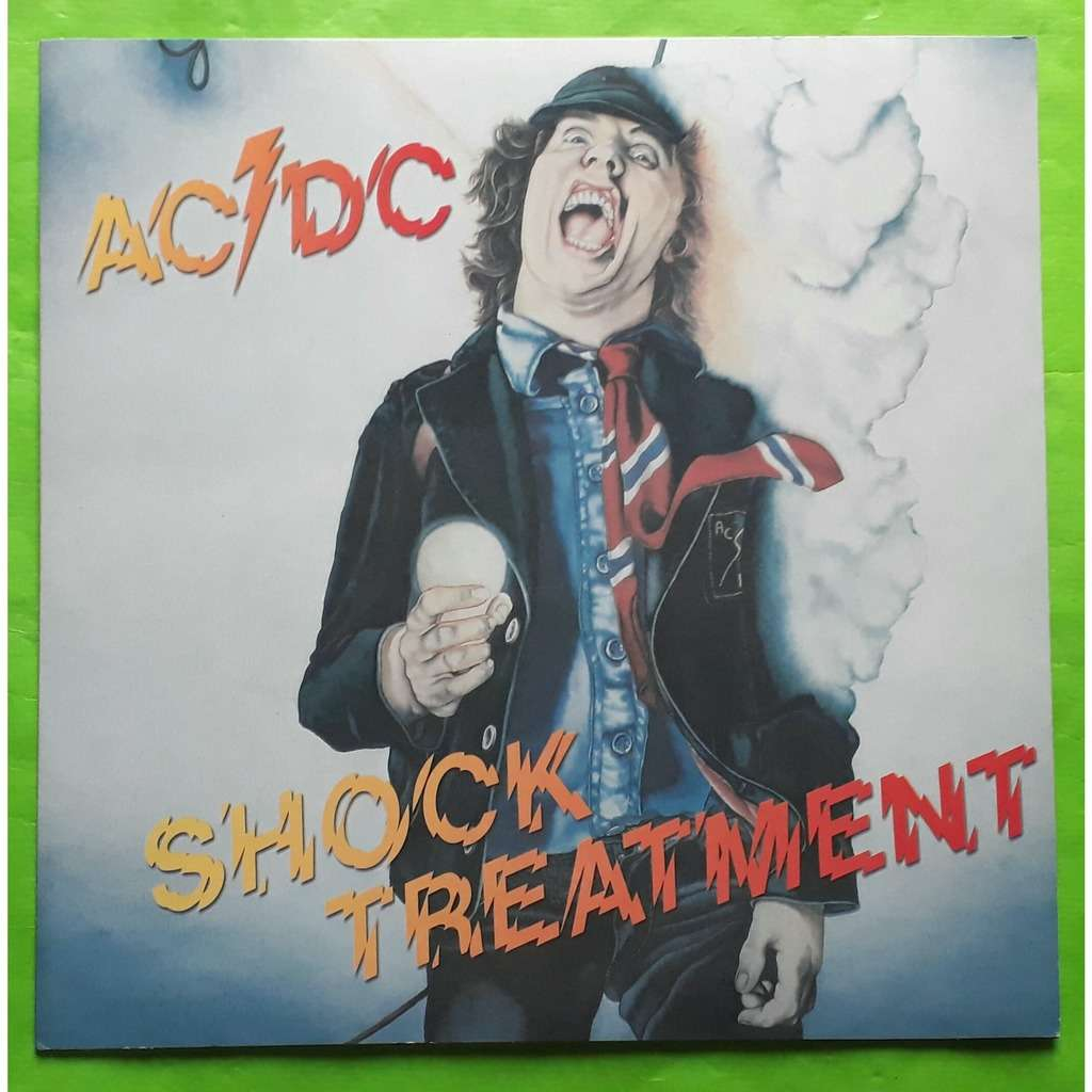 ACDC LTD Edition Picture Disc Poster Art Display Free Shipping