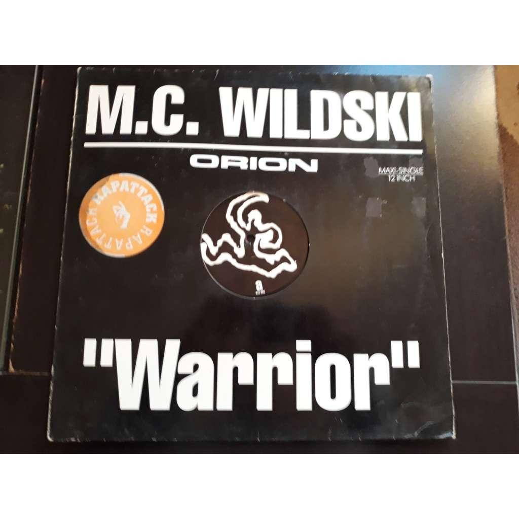 M.C. Wildski* - Warrior (12, Maxi) M.C. Wildski* - Warrior (12, Maxi)