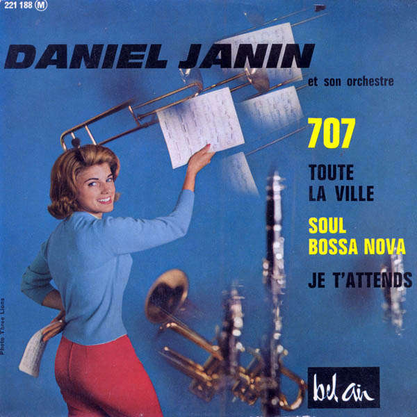 daniel janin big band 707