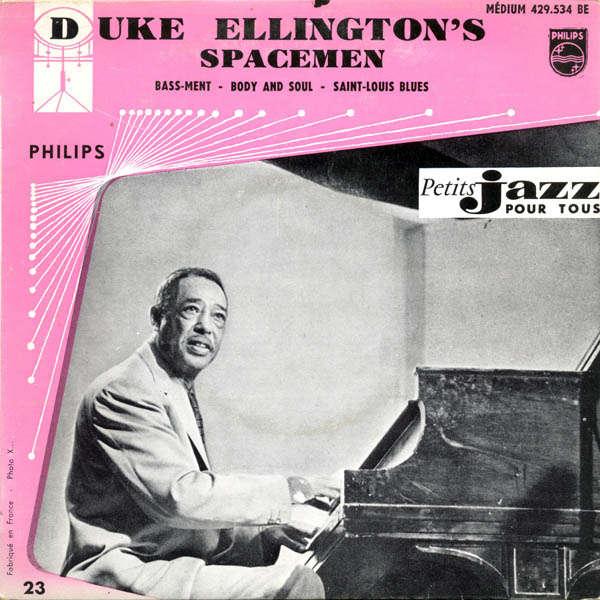 duke ellington and his orchestra Spacemen