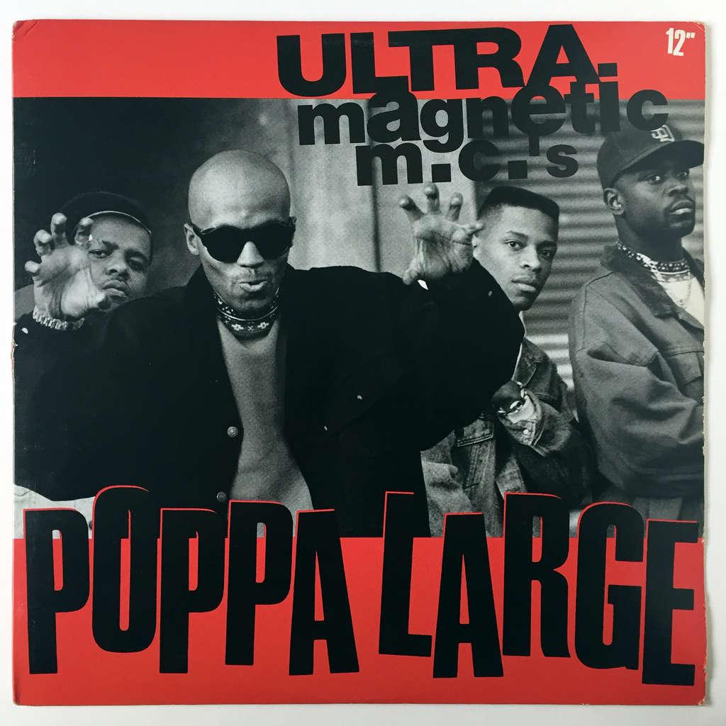 Ultramagnetic Mc's Poppa Large