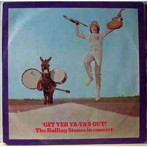 the rolling stones GET YA-YA'S OUT