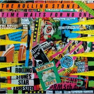 the rolling stones TIME WAITS FOR NO ONE