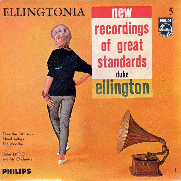 Duke Elington and his orchestra New recordings of great standards