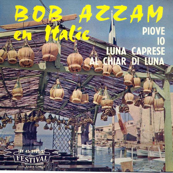 bob azzam et son orchestre Luna caprese