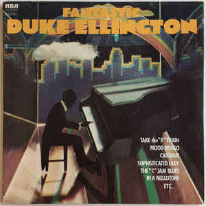 duke ellington FANTASTIC DUKE ELLINGTON