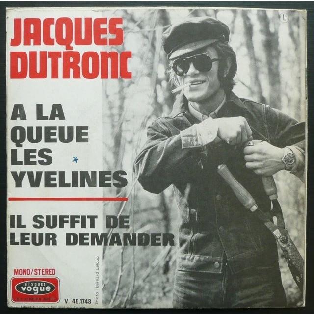 Jacques Dutronc A La Queue Yvelines