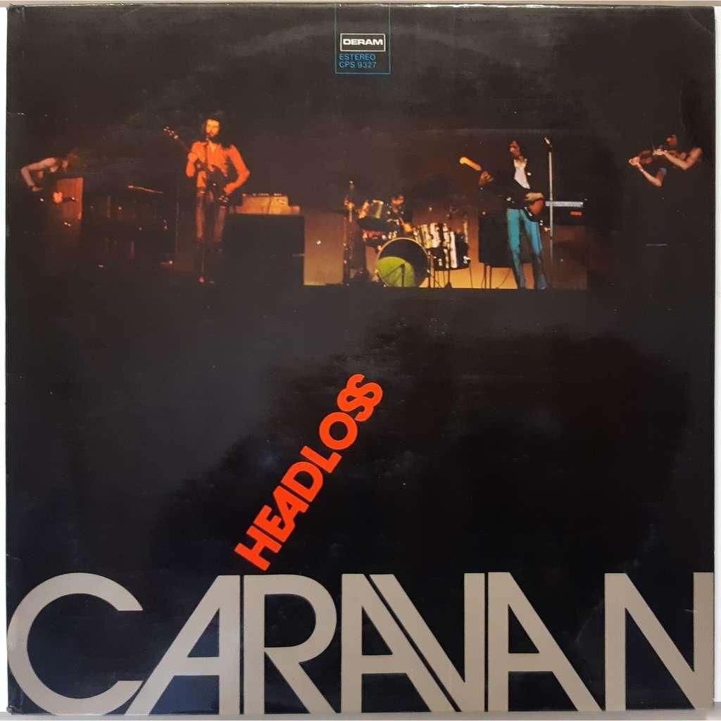 Caravan Headloss