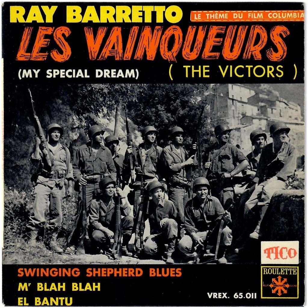 Ray Barretto Les Vainqueurs (The Victors)