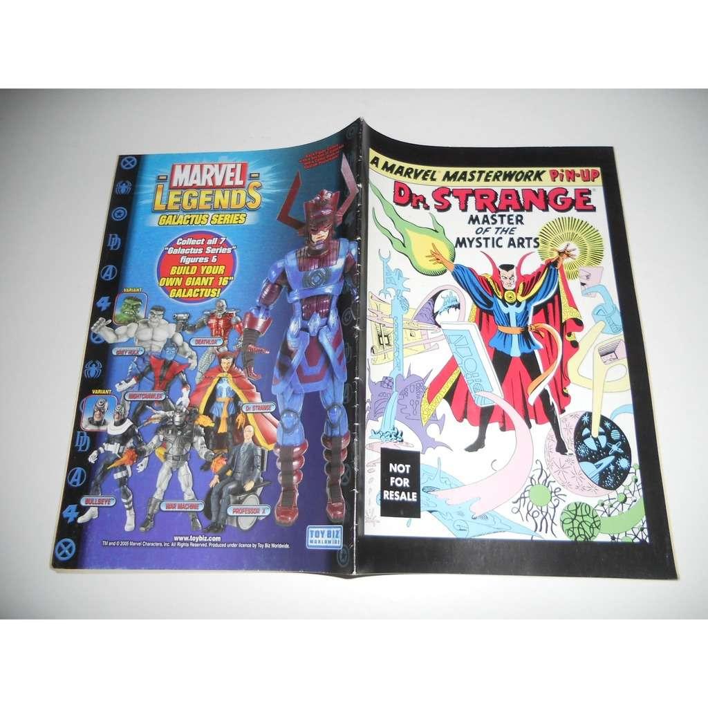 Doctor Strange, Volume 1 (Marvel Masterworks) Doctor Strange, Volume 1 (Marvel Masterworks) EN VO