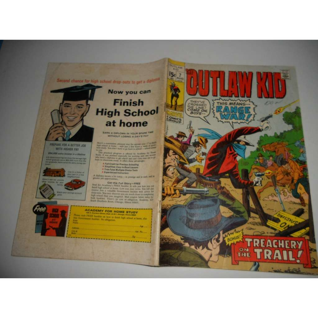 The Outlaw Kid 7 EN V O The Outlaw Kid 7 EN V O