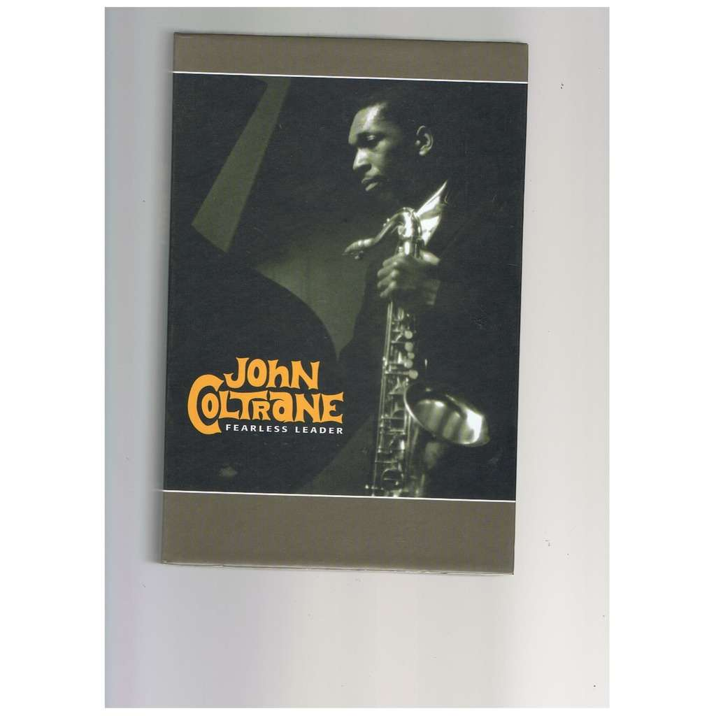 JOHN COLTRANE FEARLESS LEADER -6CD BOX+BOOKLET-