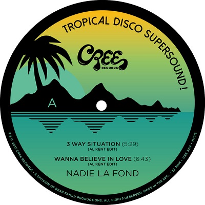 Nadie La Fond / Embryo, Al Kent, Fr. Francis edit Tropical Disco Supersound!